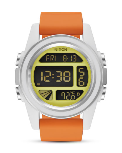 Digitaluhr Unit Star Wars A197SW-2384-00 Rebel Pilot Orange STAR WARS ™ | NIXON gelb,orange,silber,weiß 3608700757056