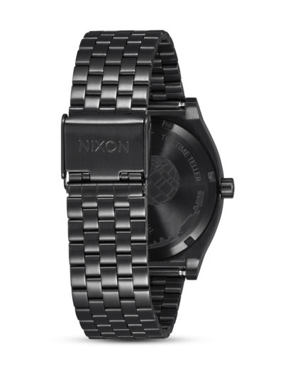 Quarzuhr Time Teller Star Wars A045SW-2383-00 Death Star Black STAR WARS ™ | NIXON Damen,Herren Edelstahl 3608700757018