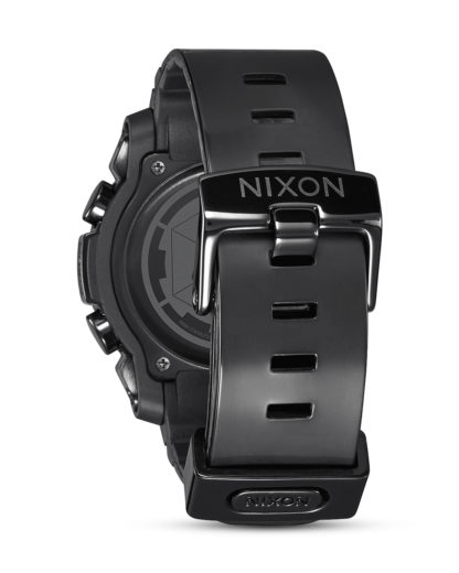 Digitaluhr Super Unit Star Wars A921SW-2244-00 Vader Black STAR WARS ™ | NIXON Damen,Herren Kunststoff 3608700757131
