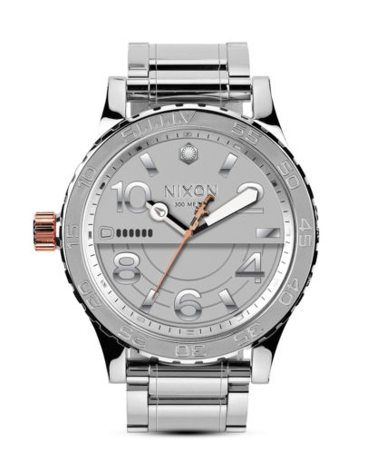 Quarzuhr 51-30 Star Wars A172SW2445-00 Phasma Silver STAR WARS ™ | NIXON silber 3608700787732