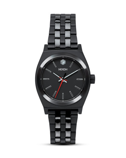 Quarzuhr Small Time Teller Star Wars A399SW-2444 Kylo Black STAR WARS ™ | NIXON schwarz,silber 3608700787657