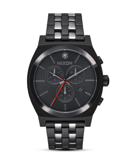 Chrongraph Time Teller Star Wars A972SW2444-00 Kylo Black STAR WARS ™ | NIXON schwarz 3608700787817