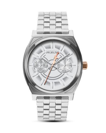 Quarzuhr Time Teller Deluxe Star Wars A922SW2445-00 Phasma Silver STAR WARS ™ | NIXON silber 3608700787794