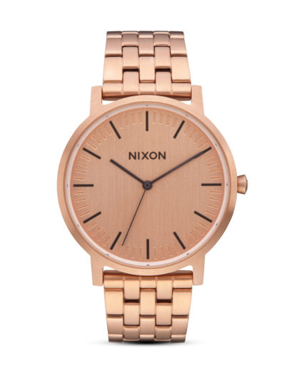 Quarzuhr Porter A1057-897 All Rose Gold  NIXON roségold 3608700772226