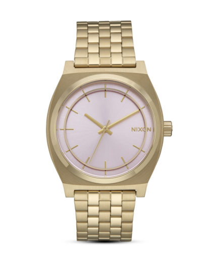Quarzuhr Time Teller A045-2360 Light Gold / Pink  NIXON gold,rosa 3608700772103