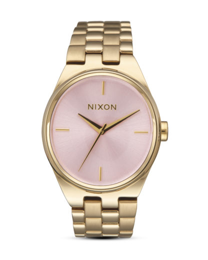 Quarzuhr Idol A953-2360 Light Gold / Pink  NIXON gold,rosa 3608700773049