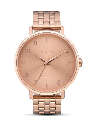 Quarzuhr Arrow A1090-897-00 All Rose Gold NIXON roségold 3608700818993