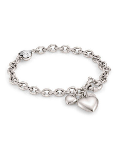 Armband Rock In Love aus 925 Sterling Silber mit Zirkonia                                                                    NOMINATION 8033497463180