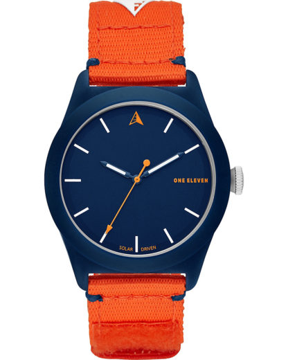 Solaruhr Eco-Drive CBOE2012 One Eleven orange 4013496069082