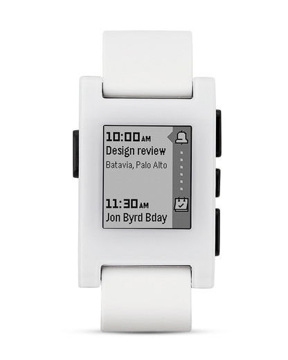Smartwatch 301WH pebble weiß 855906004108