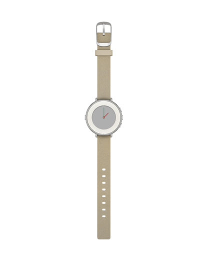 Smartwatch Time Round 60100046 pebble Damen Leder 855906004634