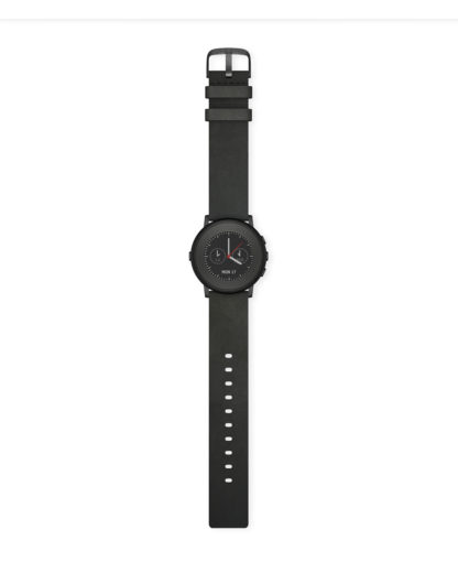 Smartwatch Time Round 60100049 pebble Damen,Herren Leder 855906004665