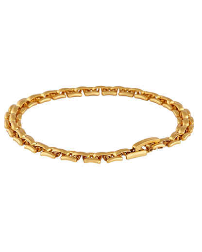 Armband Messing vergoldet Pilgrim gold  5707050082806