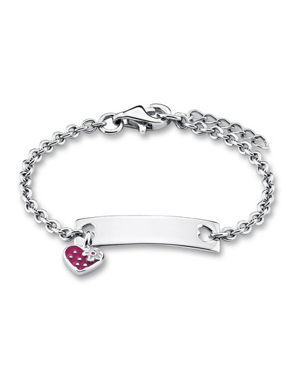 Armband 925 Sterling Silber Prinzessin Lillifee 4020689081639