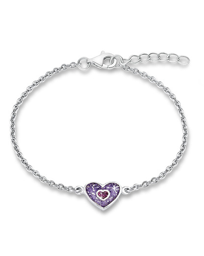 Armband 925 Sterling Silber Prinzessin Lillifee 4020689952113