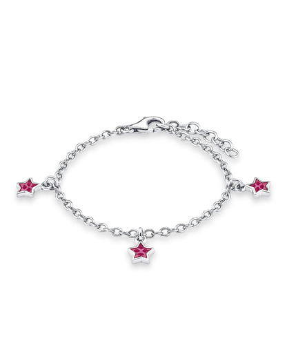 Armband 925 Sterling Silber Prinzessin Lillifee 4020689952380