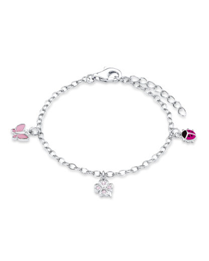 Armband 925 Sterling Silber Prinzessin Lillifee 4020689082414