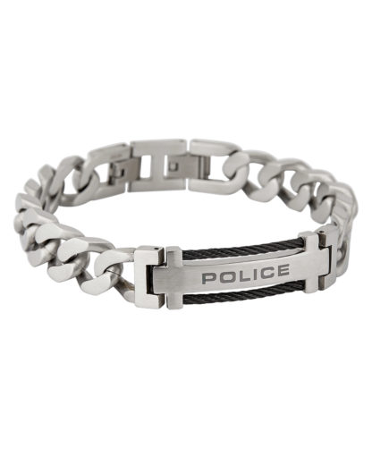 Armband Salute aus Edelstahl POLICE 4895148645932