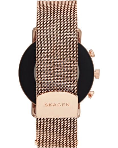Skagen Connected Herren-Uhren Digital Akku (Lithium-Ion) SKAGEN CONNECTED Rosegold 4013496047189