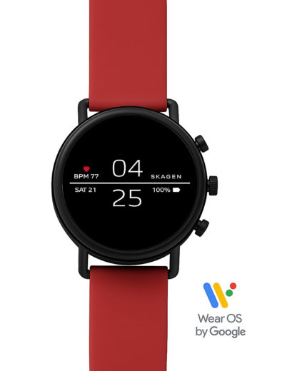 Smartwatch Gen. 4 SKT5113 SKAGEN CONNECTED Rot 4013496726534
