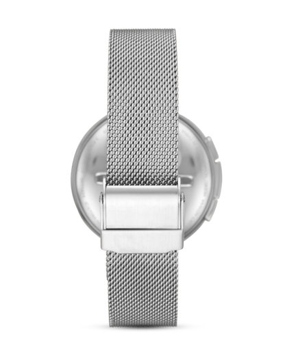 Hybrid-Smartwatch Signatur T-Bar SKT1400 SKAGEN CONNECTED Damen Edelstahl 4053858941489
