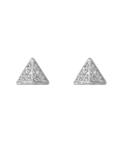 Ohrstecker Pecetto aus 925 Sterling Silber mit Zirkonia SIF JAKOBS JEWELLERY 5710698032515