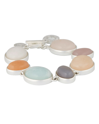 Armband Summer in the City versilbert SENCE Copenhagen 7640170040142