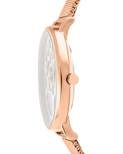 Quarzuhr SO-3596-MQ s.Oliver Rosegold 4035608036256
