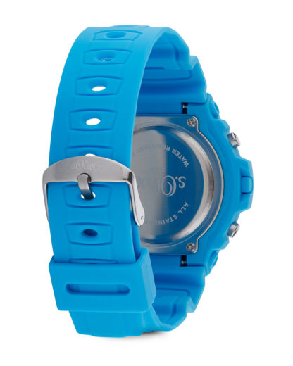 Digitaluhr Casual SO-2386-PQ s.Oliver Damen,Herren Kunststoff 4035608022440