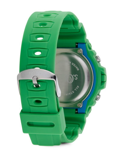 Digitaluhr Casual SO-2387-PQ s.Oliver Damen,Herren Kunststoff 4035608022457