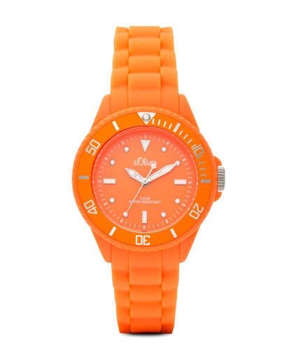 Quarzuhr SO-2748-PQ s.Oliver Junior orange 4035608026103