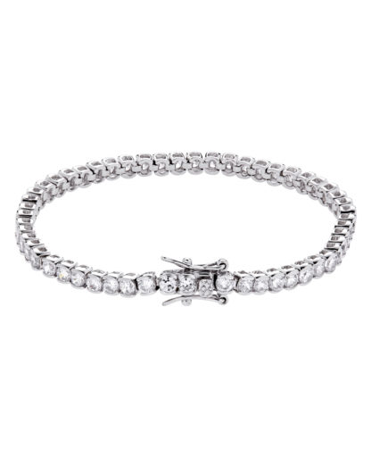 Armband aus 925 Sterling Silber mit Zirkonia s.Oliver 4020689081455