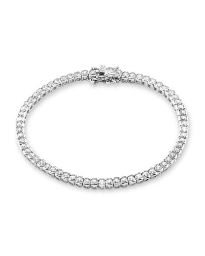 Armband aus 925 Sterling Silber mit Zirkonia amor 4020689976362