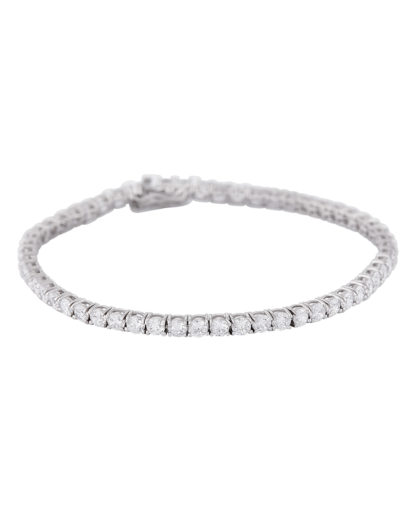 Armband aus 925 Sterling Silber mit Zirkonia amor 4020689351428