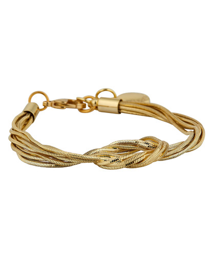 Armband Sally vergoldet SNÖ of Sweden 7323160321925