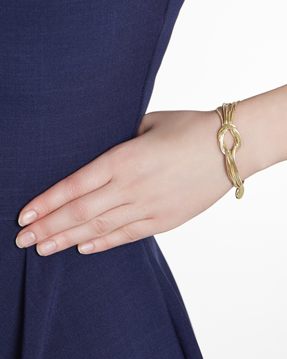 Armband Sally vergoldet SNÖ of Sweden gold  7323160321925