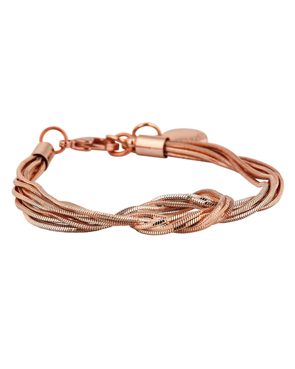 Armband Sally rosévergoldet SNÖ of Sweden 7323160333980
