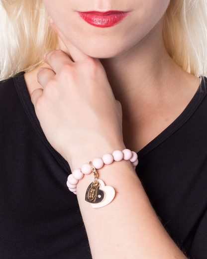 Armband Metall Sweet Deluxe rosa  4052478018427