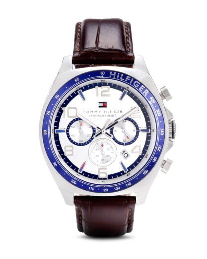 Chronograph COLTON 1790937 Tommy Hilfiger braun,silber 7613272093637