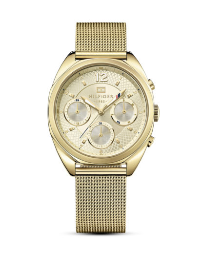 Chronograph Trend Lady 1781488 Tommy Hilfiger gold 7613272145190