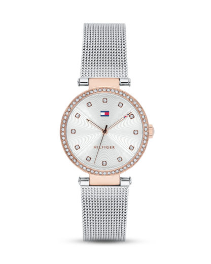 Quarzuhr Dressed Up 1781863 Tommy Hilfiger roségold,silber 7613272261104