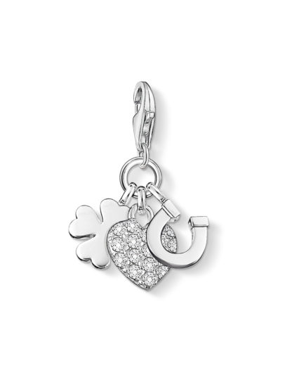 Charm Lucky 925 Sterling Silber THOMAS SABO CHARM CLUB 4051245059809