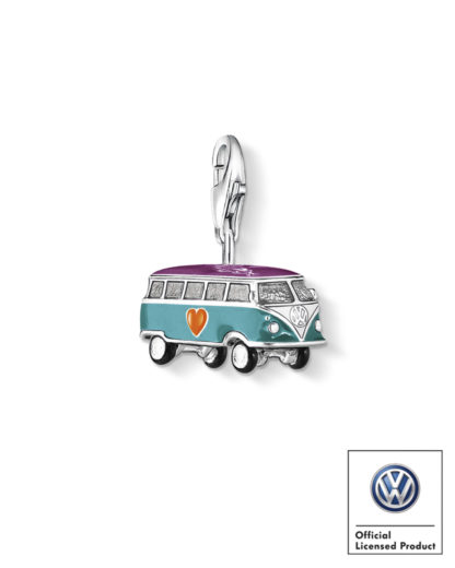 Charm VW-Bus 925 Sterling Silber THOMAS SABO CHARM CLUB 4051245060027