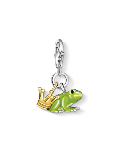 Charm Frosch 925 Sterling Silber THOMAS SABO CHARM CLUB 4051245078978