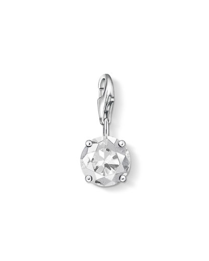 Charm April 925 Sterling Silber THOMAS SABO CHARM CLUB 9120700892239