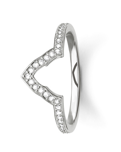 Ring Glam & Soul 925 Sterling Silber  THOMAS SABO