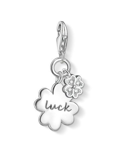 Charm Luck aus 925 Sterling Silber mit Diamanten THOMAS SABO CHARM CLUB 4051245207620