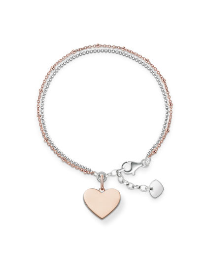 Armband Love Bridge aus 925 Sterling Silber   THOMAS SABO 4051245263930