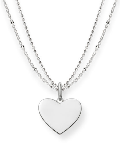 Halskette Love Bridge aus 925 Sterling Silber  THOMAS SABO 4051245264111