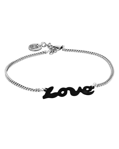 Armband Love Messing TomShot 4250945501490